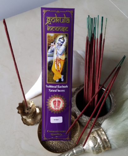Amber Incense Sticks - 20 grams